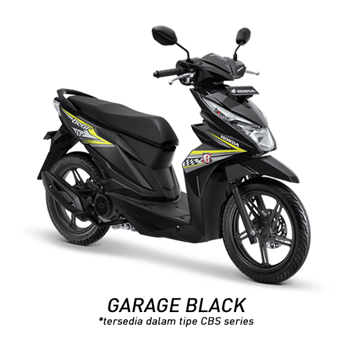 BeAT eSP GARAGE BLACK